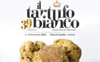 Mostra Mercato del Tartufo Bianco Città di Castello 2018